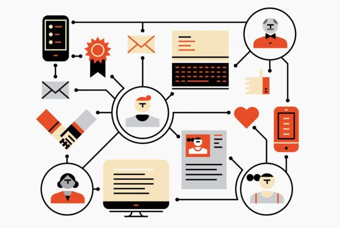 4 การปรับตัวในการสร้างเครือข่ายในยุค WORK FORM ANYWHERE
